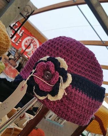 Still my best seller #crochet #cloche #v