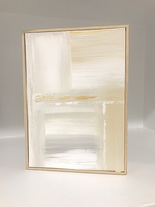 "Neutral Perspective 2 - 5"" x 7"""