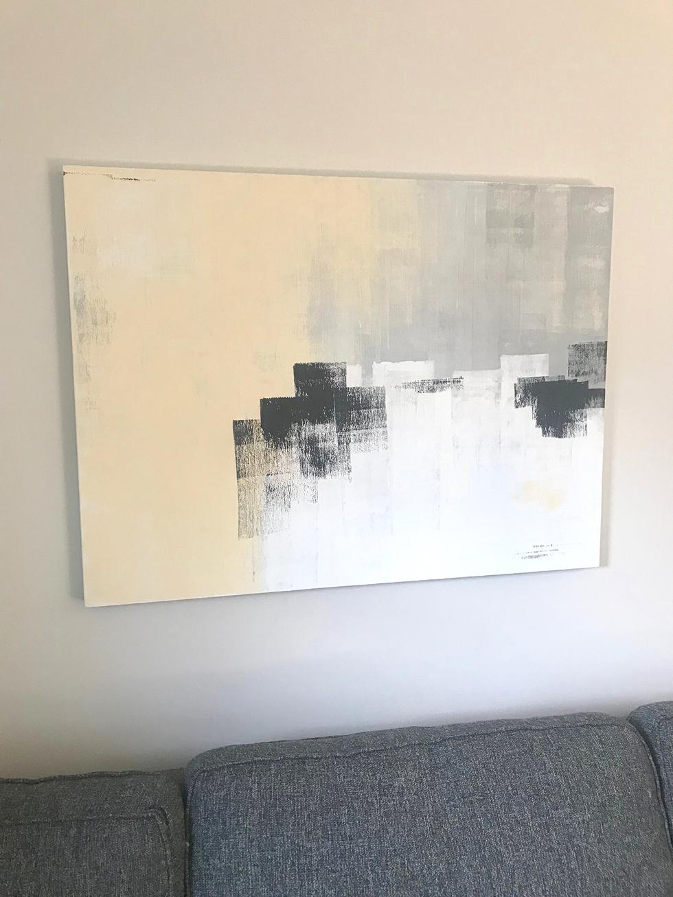 40 x 30 acrylic on canvas