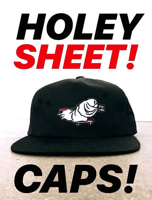 Holey Sheet! Cap