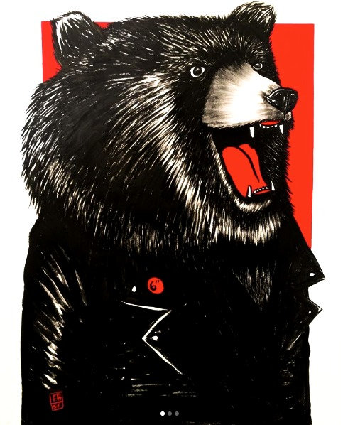 """And Bears, OH MY! 