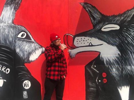 B8ta murals