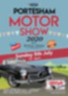 Portesham Motor Show 2020