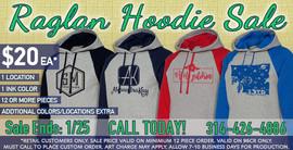 Custom Reglan Hoodies