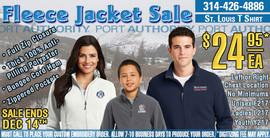 Fleece Jacket Sale