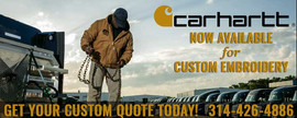 Carhartt Available