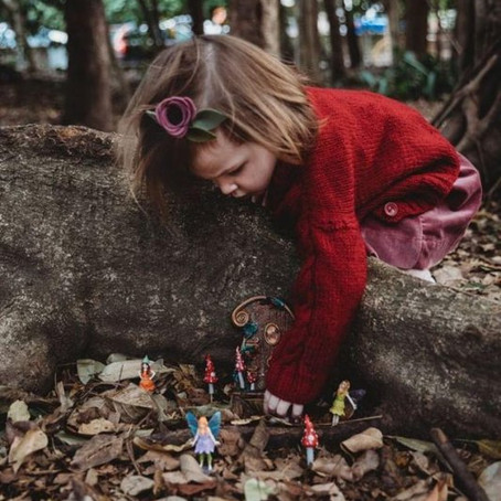 FAIRY DOORS… THE MAGIC BEHIND THE DOOR BY NAOMI FROM ENCHANTED ITEMS