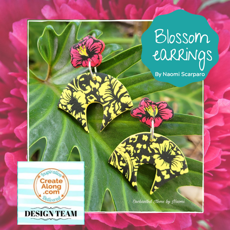 Spring is here! Let's celebrate with some colour with this free tutorial!