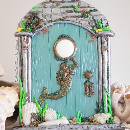 Enchanted Under the Sea Door