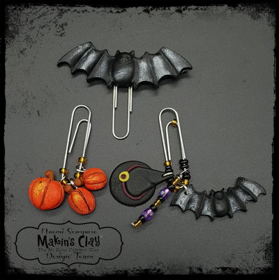 Halloween Altered Paper Clip Swap