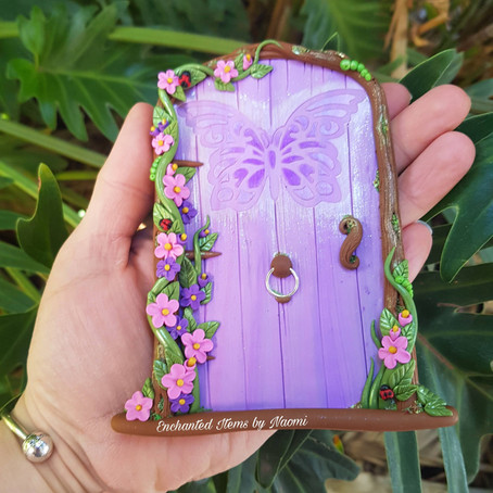 Enchanted Newsletter - June 2021 Shimmer Butterflies and magical things...