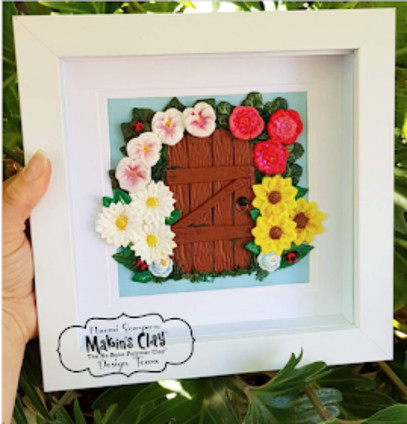 Secret Garden Box Frame