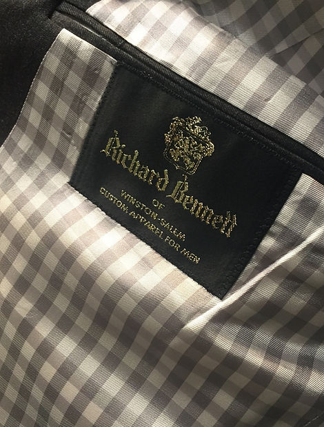 richard bennet custom tailoring