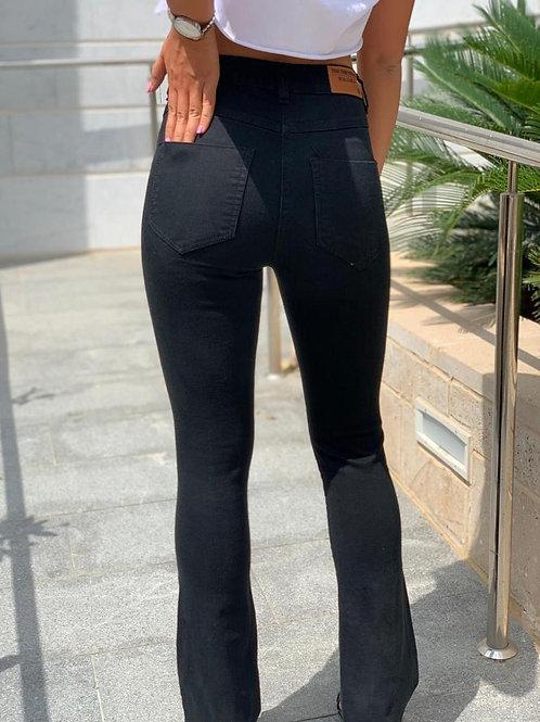 ג'ינס שחור מתרחב חברת 101