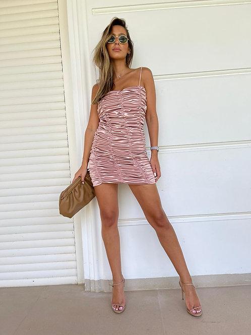 שמלה כיווצים