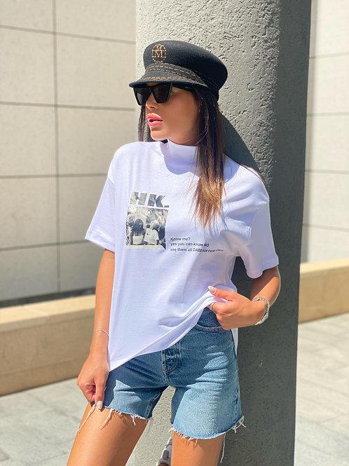 חולצה HK