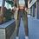 Thumbnail: חליפת ג'קט פס תפר במכנס