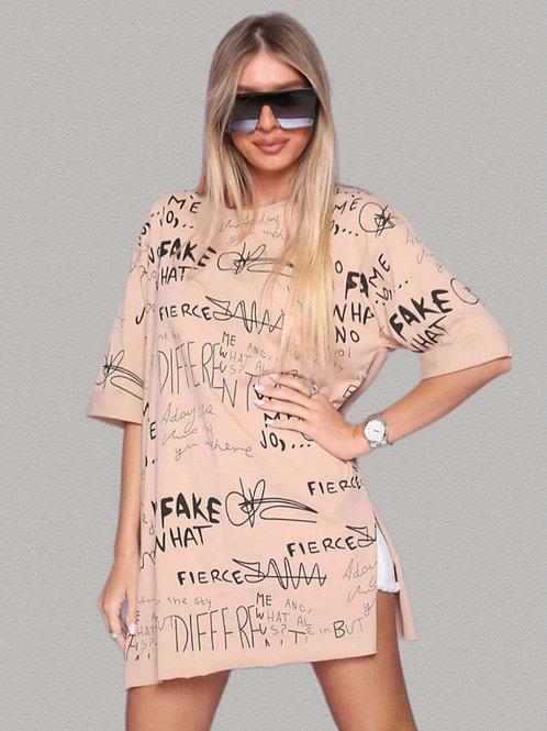 חולצת FAKE