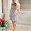 Thumbnail: שמלה פרחונית גב פתוח