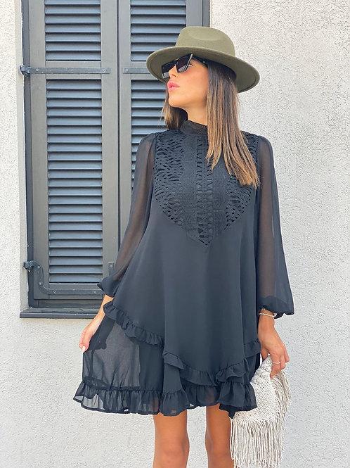 שמלה שיפון