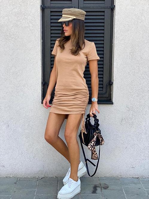 שמלת כיווצים