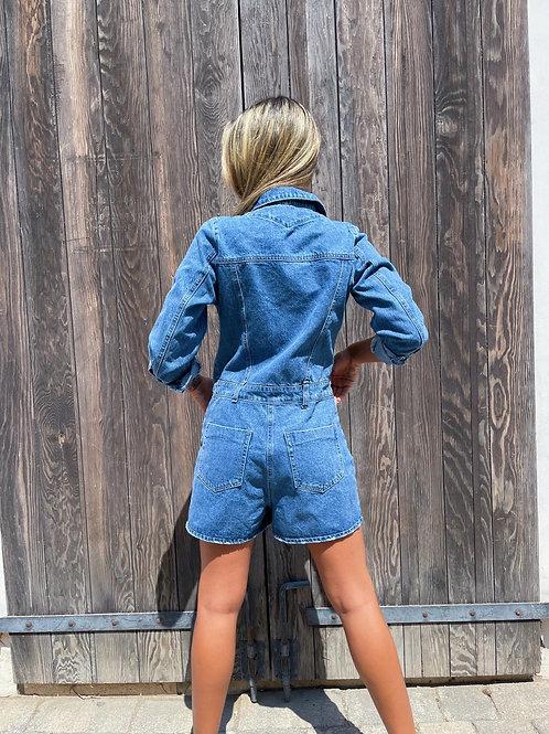 אוברול ג'ינס חברת 101