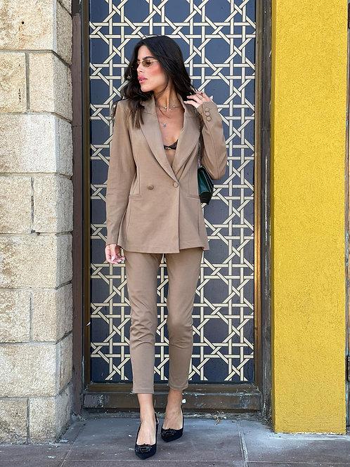 חליפת ג'קט ארוך