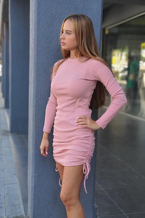 שמלת כיווצים דניאלה