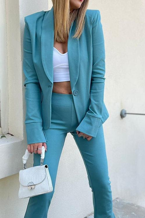 חליפת מכנס מתרחב