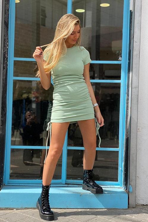 שמלת ריפ כיווצים