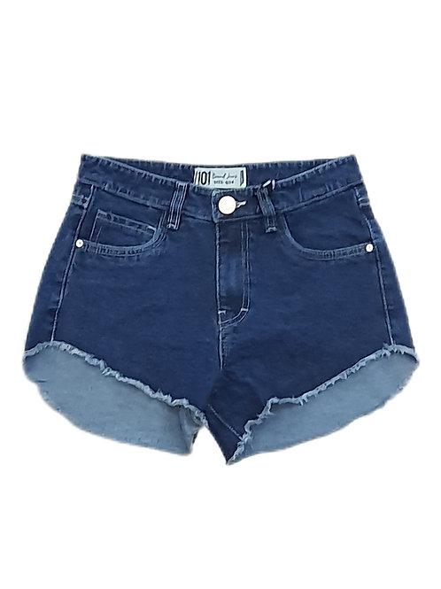 שורט ג'ינס קלאסי חברת 101