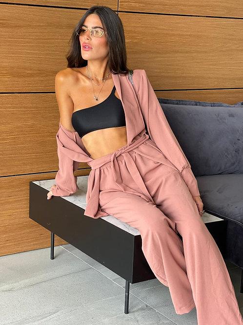 חליפת עליונית מכנס ארוך