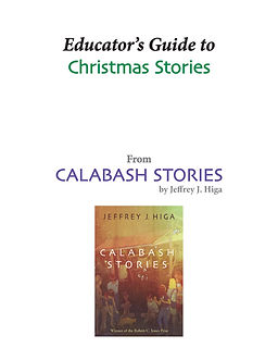Educators Guide Xmas stories Cover Icon.