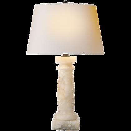 Chubby Column Table Lamp