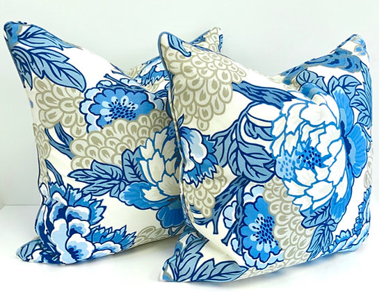 "22"" Pillow - Thibaut Honshu"
