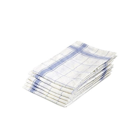 Parma Tea Towel - Light Blue