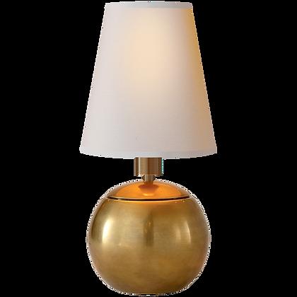 Tiny Terri Round Accent Lamp