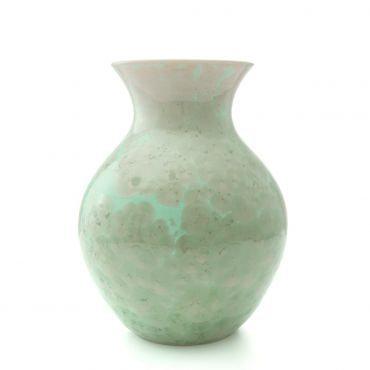Curio Crystalline Vase