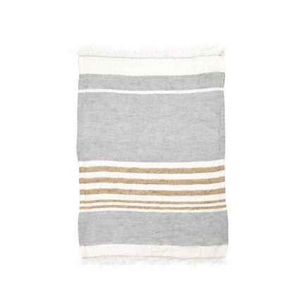 Belgian Towel Fouta - Ash