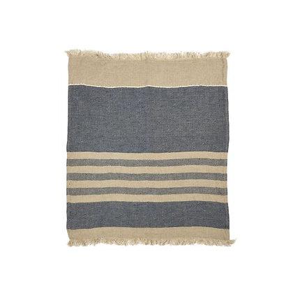 Belgian Towel Fouta - Sea Stripe