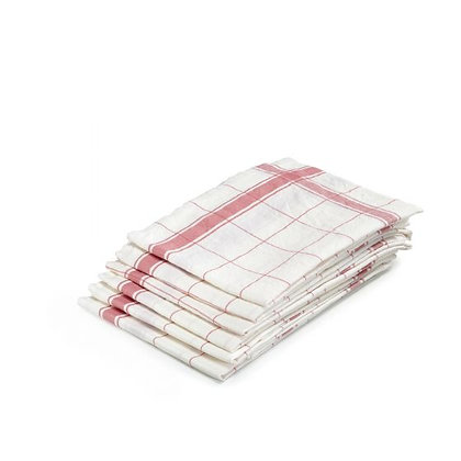 Parma Tea Towel - Rose