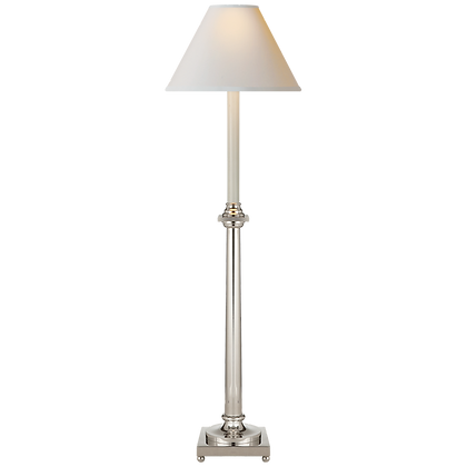 Swedish Column Buffet Lamp