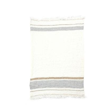 Belgian Towel Fouta - Oyster
