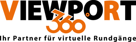 !!! Viewport Logo Orange Schwarz Final m