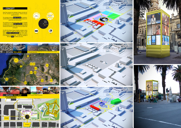 WDC - World Design Capital / Interface
