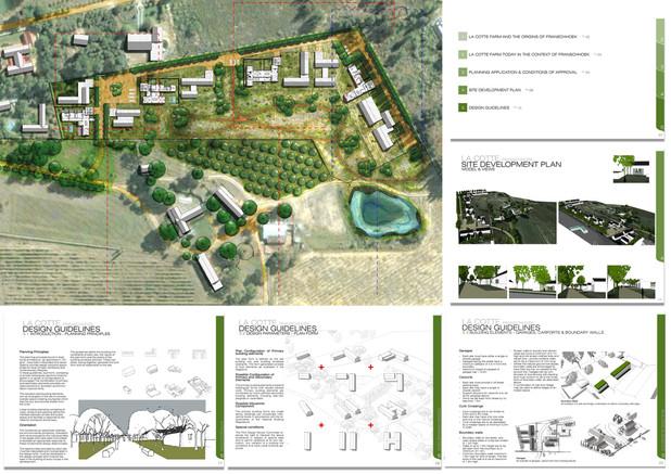 La Cotte - Design and Guidelines