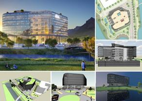 Ska- Square Kilometer Array offices