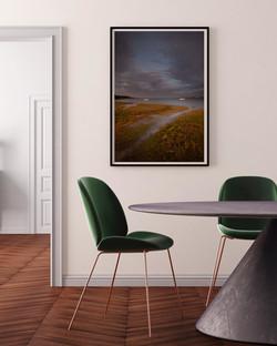 Framed example - Landscape 4 copy