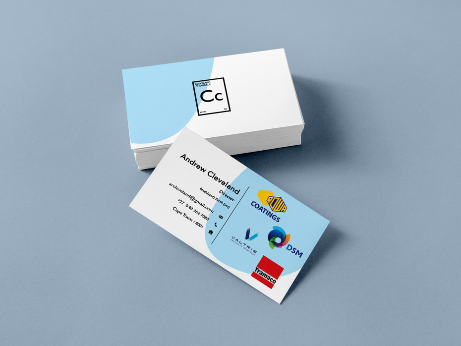 Free Brand Business Cards Mockup PSD. Cl
