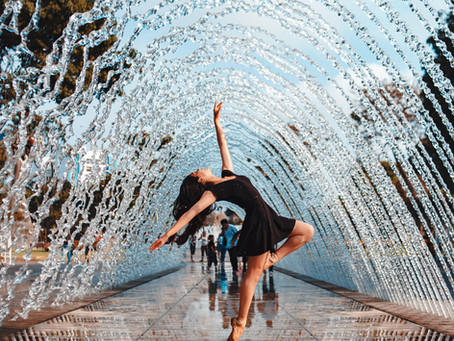 """A New Dance Called the """"Energy Shift"""""""